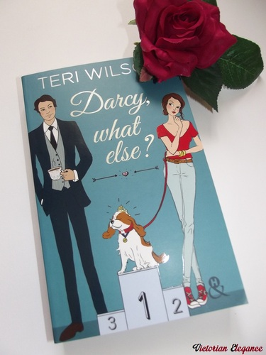 """Darcy, what else ?"" - Teri Wilson"