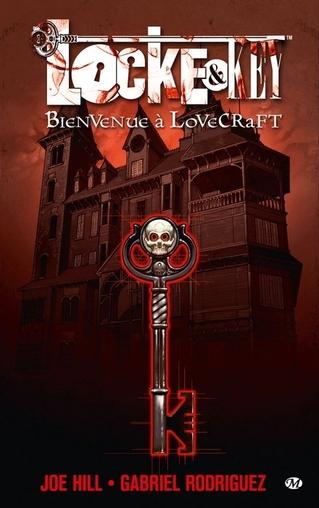 Locke & Key - Bienvenue à Lovercraft