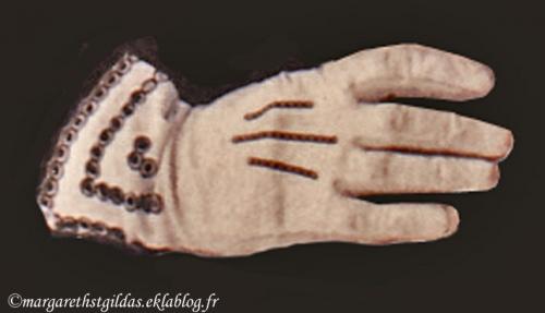 Gant de femme, 1951 - Woman's glove 1951