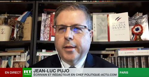 Barcelone : «Cette mobilisation renforce la position des jusqu'au-boutistes indépendantistes» Jean-Luc PUJO sur RT FRANCE