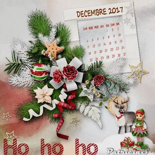 bon mois de décembre tout le monde