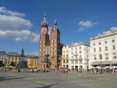 Découverte de la Pologne (9 jours)