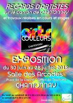 Expo Arts et Couleurs à Chantonnay 85