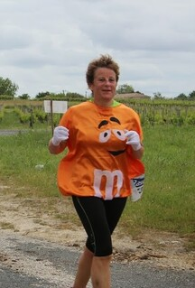 Marathon des Vins de Blaye 2016...