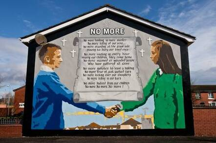 The Good Friday Agreement / The Conversation