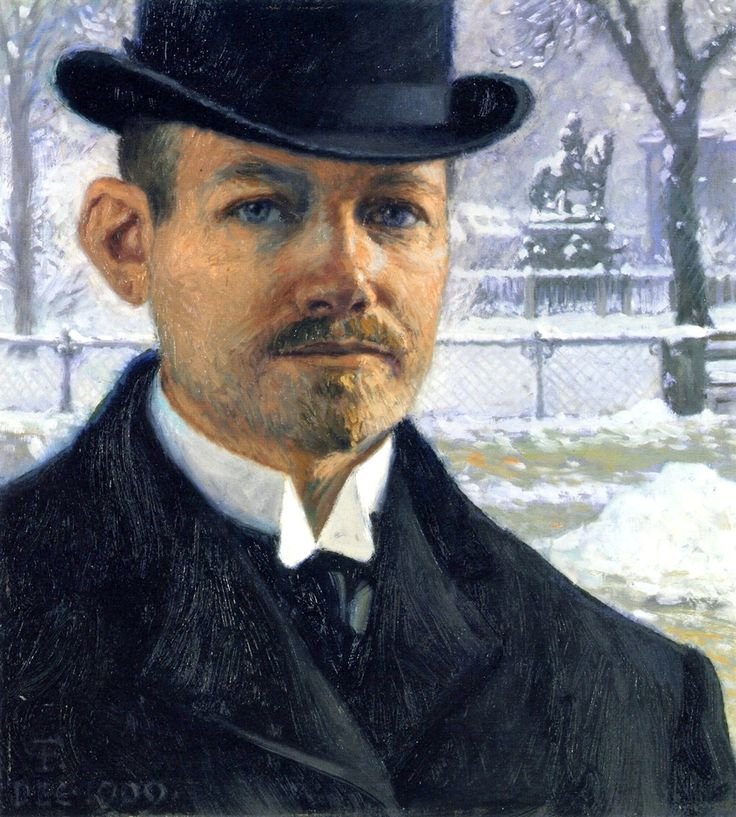 Paul Fischer (1860-1934)