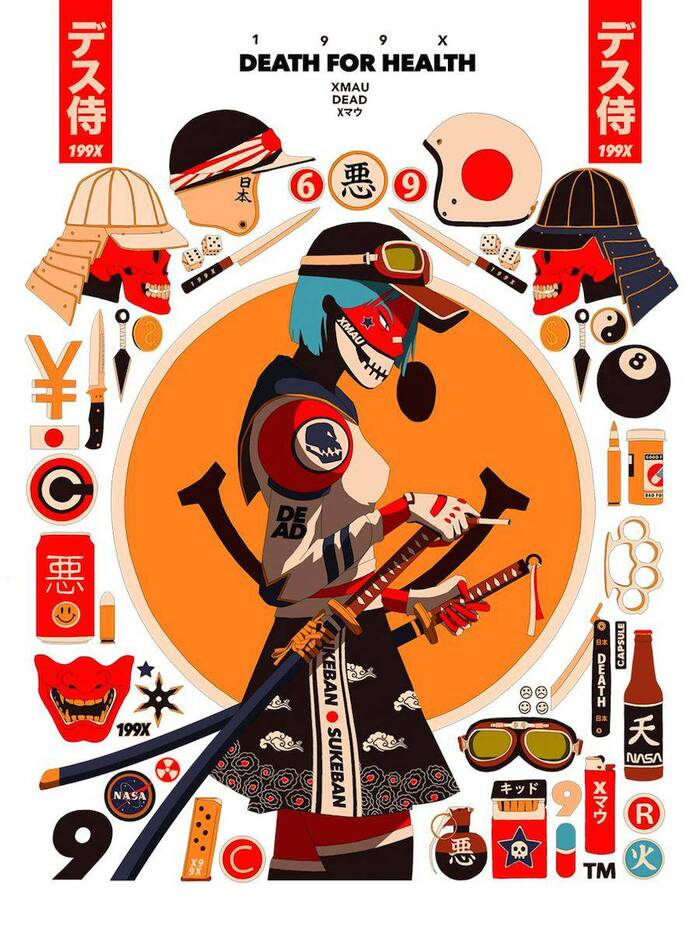 les illustrations de mau lencinas  illustrateur argentin