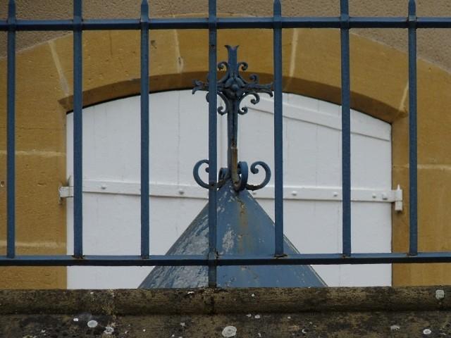 Détail d'architecture de Metz 15 bis mp1357 10 12 2010