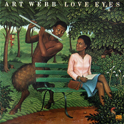 Art Webb - Love Eyes - Complete LP
