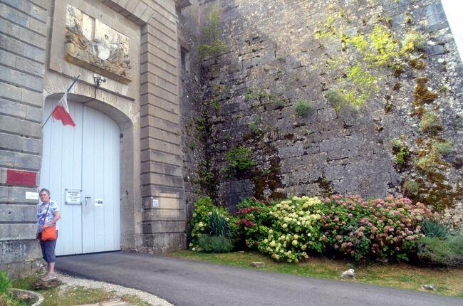 Vacances jurassiennes avec Arlette : Sains-les-Bains et Arc-et-Senans