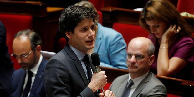 Julien Denormandie vante les mérite de la garantie Visale.
