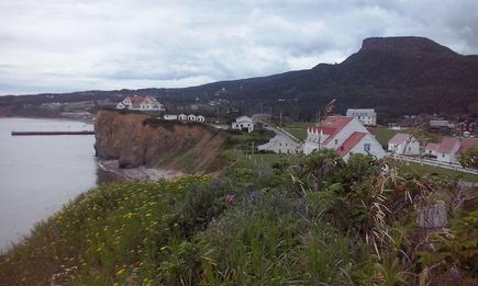 Meine Reise durch Québec: Tag dreizehn - Gaspé - Rimouski