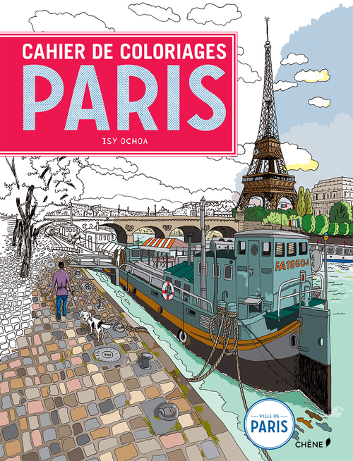 """ Coloriage Paris """