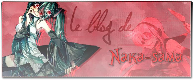 Cadeau pour naka-sama
