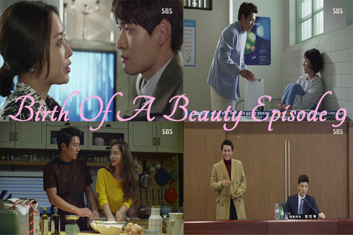 Birth of a Beauty Episode 9