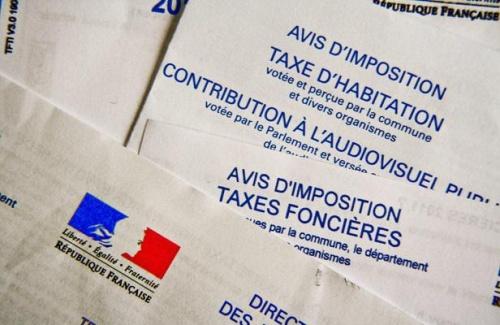 Taxes foncières 2012