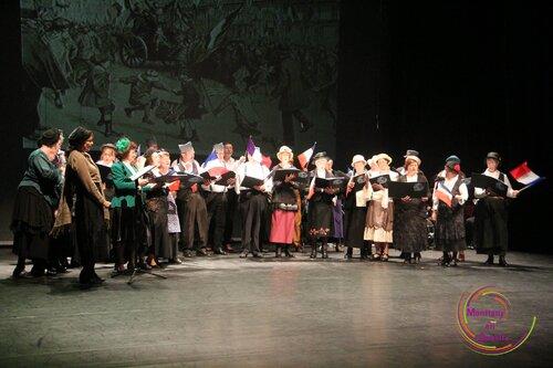 Choraly en 2018