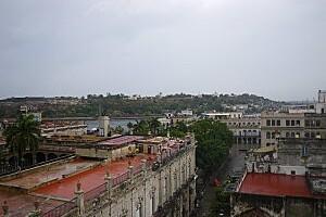 Cuba-La Havane(55) vue depuis l'hotel Ambos Mundos