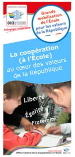 La coopération au coeur des valeurs de la République
