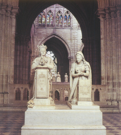 La cathédrale de Saint Denis