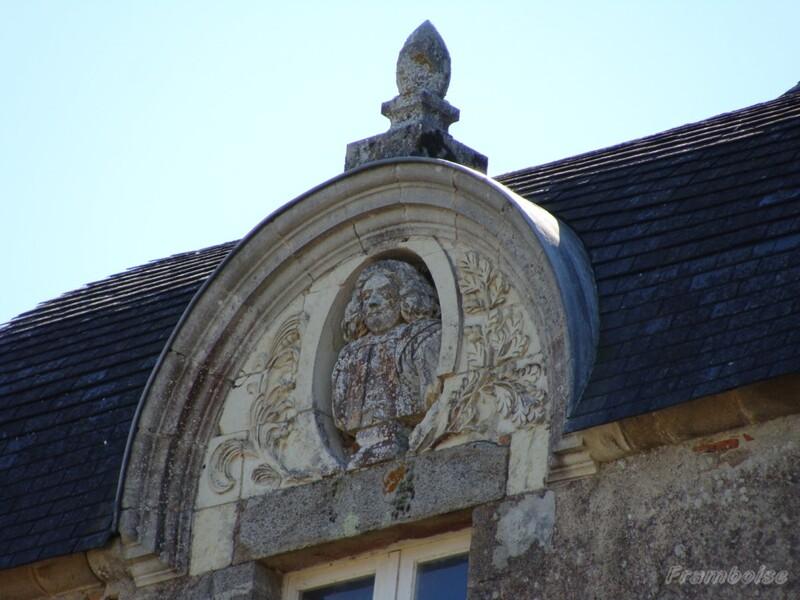 Château de Bois Chevalier à Legé - 44 -