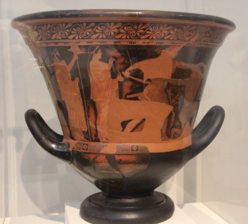 Musée archéologique d'Athènes, sculptures de l'époque classique