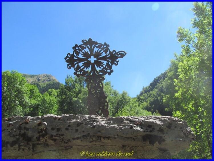 Chaudun, le sentier de ronde