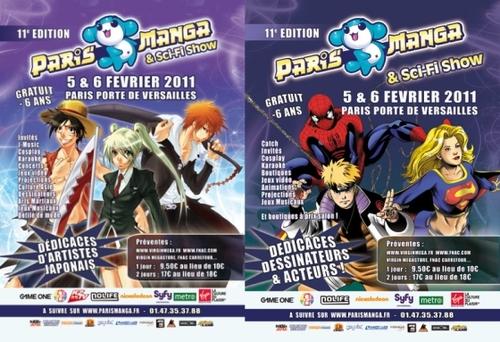 Paris-Manga 2011