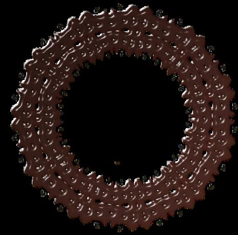 décors chocolat pour scrap ou créations chocolats