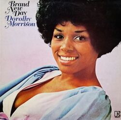 Dorothy Morrison - Brand New Day - Complete LP