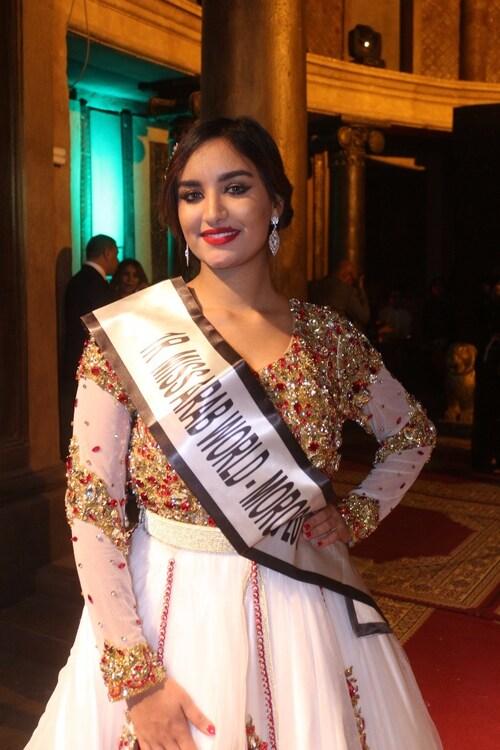 Résultats du concours de Miss
