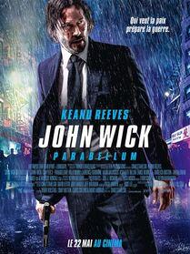 John Wick Parabellum : Affiche