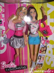 Barbie Fashionistas Glam, Sporty - 11.11.05