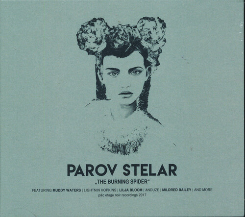 Parov Stelar - The Burning Spider (2017) [Electro Swing Jazz]