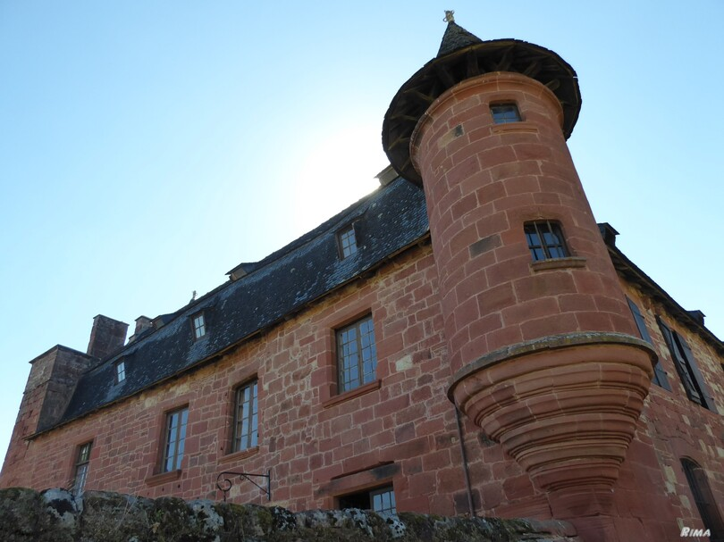 Collonges la Rouge.
