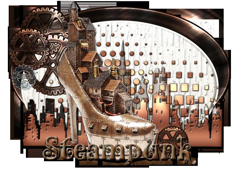 Défis Café des Artistes.Steampunk par Jopel