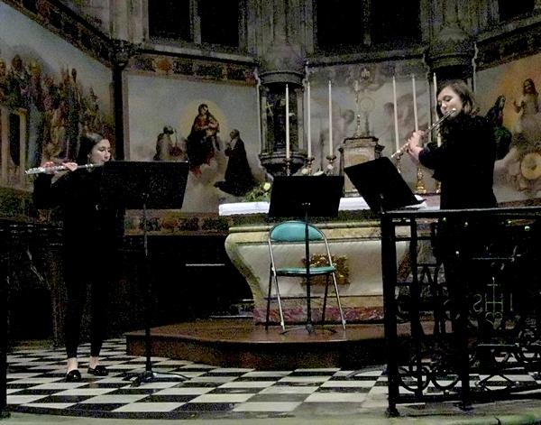 Le concert de Noël de l'Ecole Municipale de Musique de Châtillon sur Seine, a eu lieu samedi 16 décembre dans l'église Saint-Nicolas