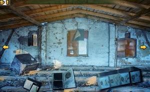 Jouer à Abandoned country villa escape 5