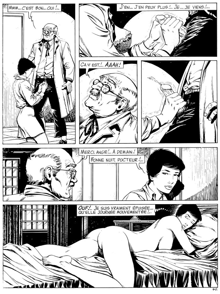 Angie, infirmière de prison 4