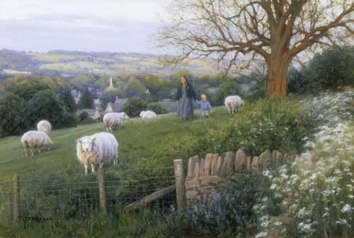 Peinture de : Robert DUCAN