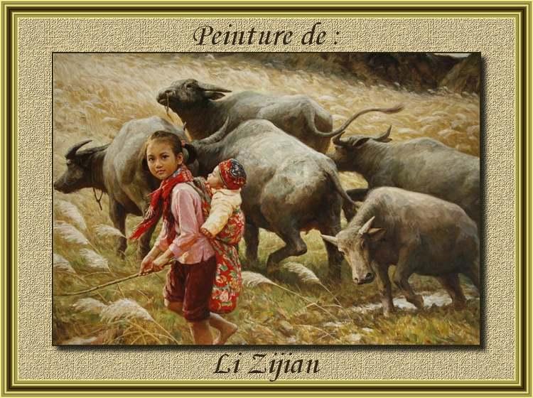 Peinture de : Li