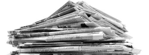 Les feuilles et les journaux sur lesquels est mentionné le nom d'Allah