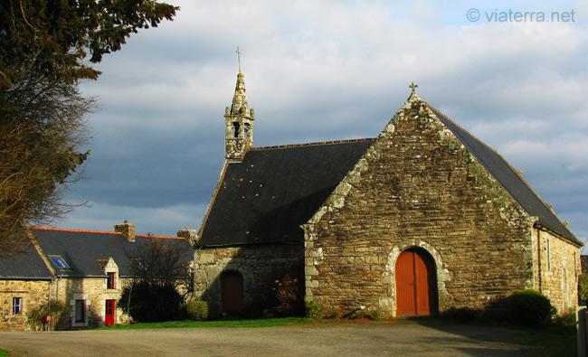 chapelle de Saint Quidy