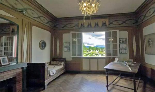 Visite de la Villa Arnaga à Cambo-les-bains