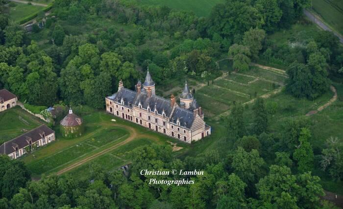 Châteaux d'Eure-et-Loir...