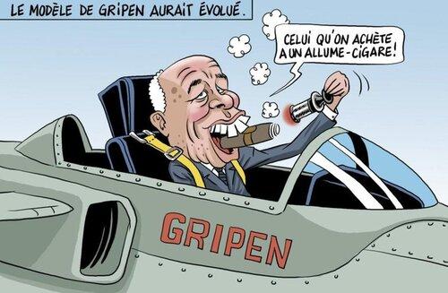 Gripen go home !