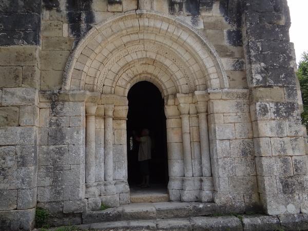 Abbaye de Chancelade - Dordogne