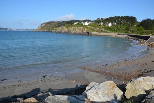 Finistère - plage de Postolonnec
