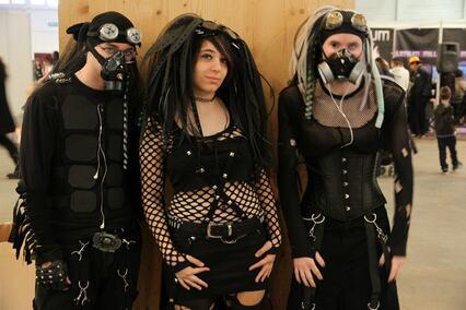 A mes amis Gothiques...