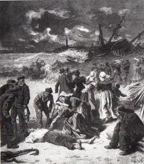 La tempête du 19 novembre 1893